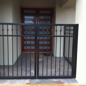 Steel Gates Adelaide Sunlander Outdoor Products
